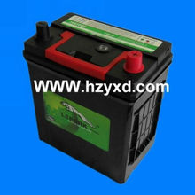 Manufacturing DIN Standard Electric Vehicle Battery