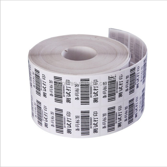 Transparent Self Adhesive Sticker Promotional hs code for labels