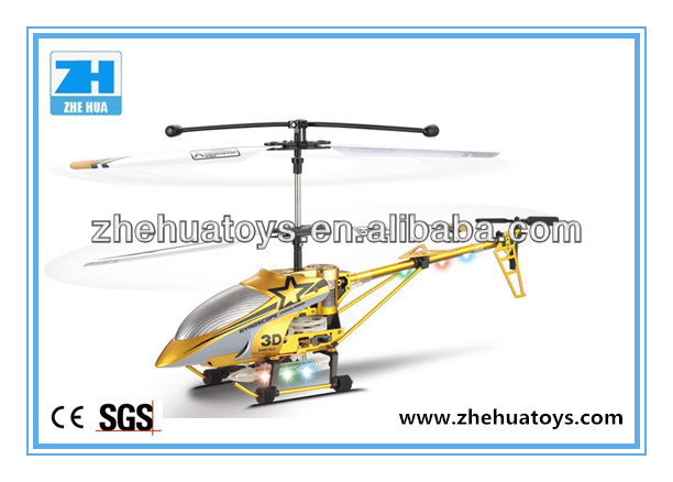3.5CH RC Helicopter With Gyro Bell 430 RC Turbine Helicopter lx-marc