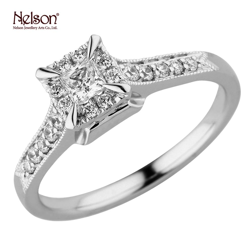 Valentine's Day New Product Special Promotion Jewellery Gift Engagement Diamond <strong>Ring</strong> For Women