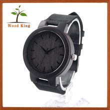 New 2017 Products Wooden Black Accurate Odm Japan Movt Quartz Watch Price Western Brand Name Ladies Mens Female Wrist Watches