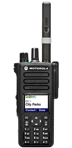 New MOTOROLA XIR P8668 digital intercom  Walkie talkie