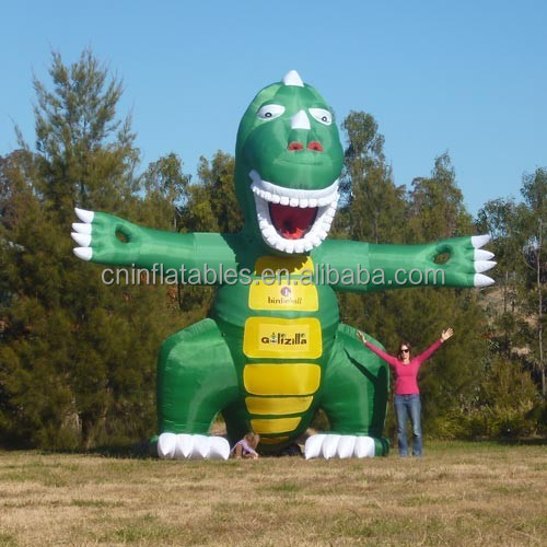 Newest inflatable/Giant inflatable dinosaur 5m tall /inflatable Monster