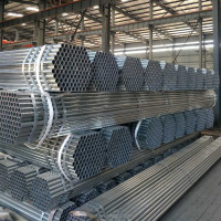 TSX-GP20060 ASTM B36.10MILD STEEL ROUND HOLLOW CARBON PRE-GALVANIZED STEEL PIPE