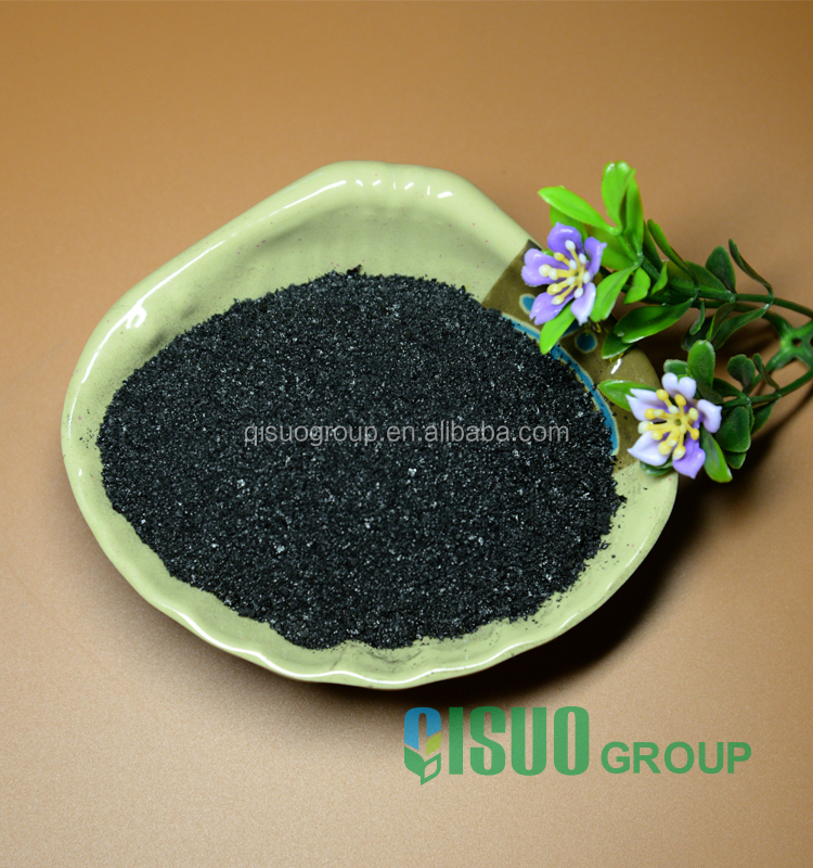 Leonardite Humus Minerals Extract Potassium Humate Soil Conditioner