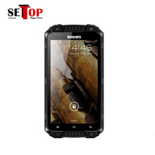 Discovery V9 IP68 Waterproof Dustproof 3G CDMA Rugged Smart phone Quad Core 5.5 Inch IPS Touch Dual SIM card mobile phone
