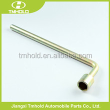 L type socket wrench ,spanner , motorcycle and automotive tools