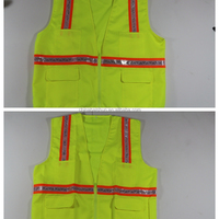 Security Protection Safety Reflective Vest Safety