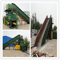 Factory Price Hydraulic Automatic Horizontal Scrap