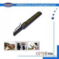 Personal Security Protection Handheld Metal DetectorJH
