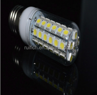 Ultra Bright 3W 5W 7W 9W 12W 16W 24W LED lamp e27 110V Energy Saving LED Corn Bulb E26 220V led light for home