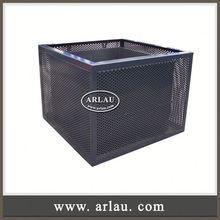 Arlau Plant Pot Balcony,Flower Container,Zinc Garden Planter
