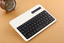 "8"" Bluetooth Keyboard for Samsung Galaxy S5 S6 Tab3 /Tab4/ Google Nexus 7 //kindle Fire / Android Devices"