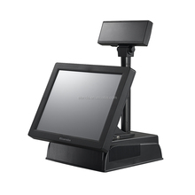 Elnada Store All in One Full Flat 15 inch Touch Screen POS System