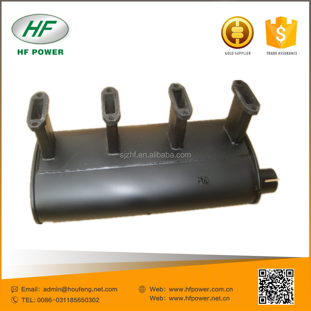 deutz engine parts f4l912 silencer