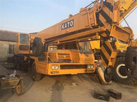 Small Truck Crane 20 Ton KATO NK200E Japan Used Crane Hot Sale