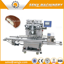 Automatic Apple Strudel making Arranging Machine