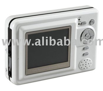 2. 4ghz Wireless Recordable 2. 5inch TFT LCD Baby Monitor