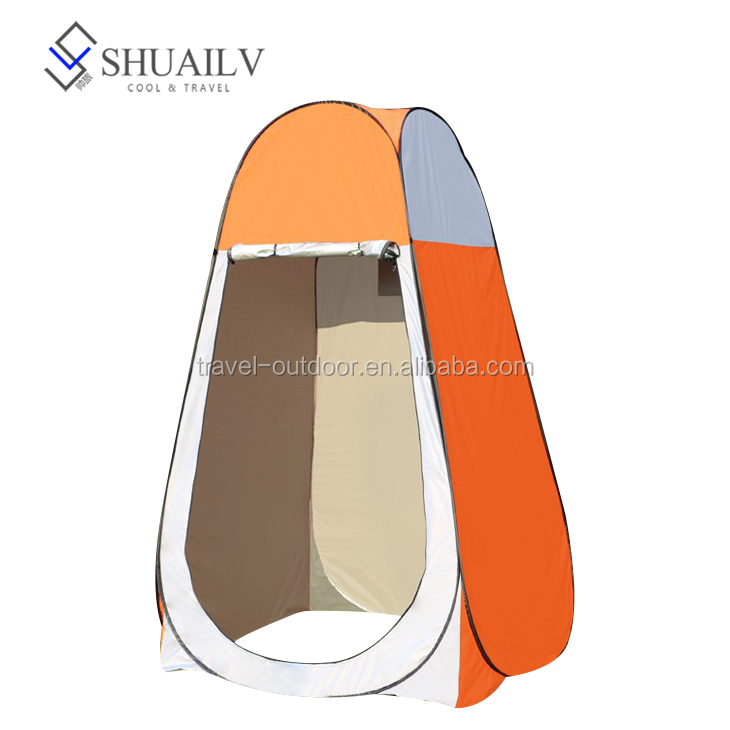 Toilet Tent Ultra Light For Outdoor Event Single Children Shower Shelter Tents Camping