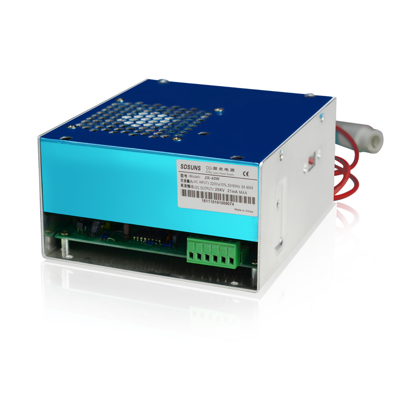 In Inventive Factory Wholesales T60 60w Power Supply For 1200mm Laser Tube Excellent Quality