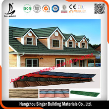 Soncap approved durable metal roofing sheet/Soncap Fire resistant aluminium standing seam roof