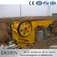 Mining Crusher Plant Mineral Ore Crusher