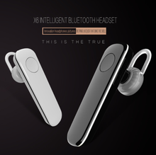 Hand-free Wireless BT Earphone Mini Headset with Mic for Mobile Phones for drive
