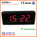 led electronic clock red led digital clock display