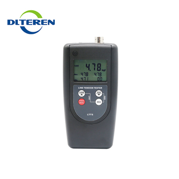 Excellent quality digital line elevator rope tension meter for screen printing