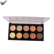 New product Kylie Jenner Kyshadow Bronze 10 Colors Dry Pressed Powder Eyeshadow