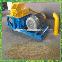 Strongwin best sugar cane crusher machine wood pallet crusher wood sawdust crusher for sale