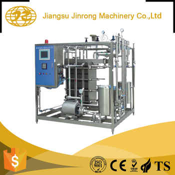 Industrial apple juice small pasteurizer