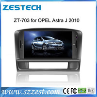 ZESTECH brand new OEM 2 din car dvd player for Opel Astra J 2010 Car dvd gps with gps bluetooth TV tuner