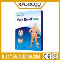 Alibaba Express Chinese Medical Transdermal Hot Pepper Patch,Pepper Plaster For Your Pain Relief