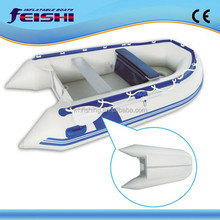High Quality Two Riders PVC Material CE Approved OEM Avaiable China Factory Sport Inflatable Rowing Boat Long Inflatable Boat