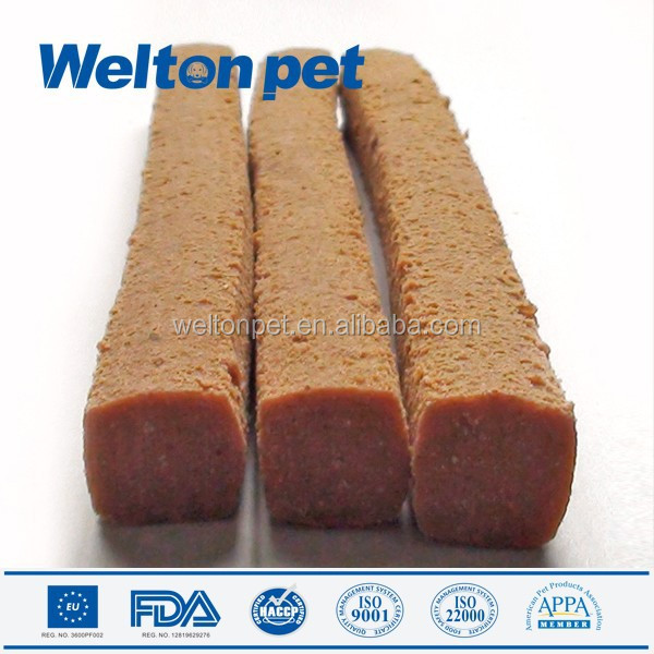 2017 New Natural Ingredients Cardiac Care Medium All Lifestages Beef&Carrot Flavor Dog Training Treats
