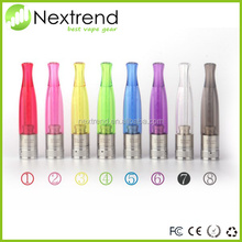 Newly designed dual heating e-cigarette GS-H2S clearomizer match ego battery GS-H2S Atomizer