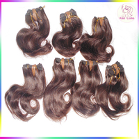 Angel Romantic Body Wave Hairstyles 5A Cheap Price Filipino Virgin Human Hair New Design For Black Skin Girl