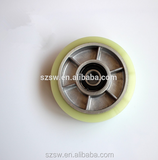 Escalator Handrail Tension Roller 120*30*6203