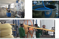 Spiral Plastic hose machine production line PVC spiral soft flexible hose pipe extrusion machine