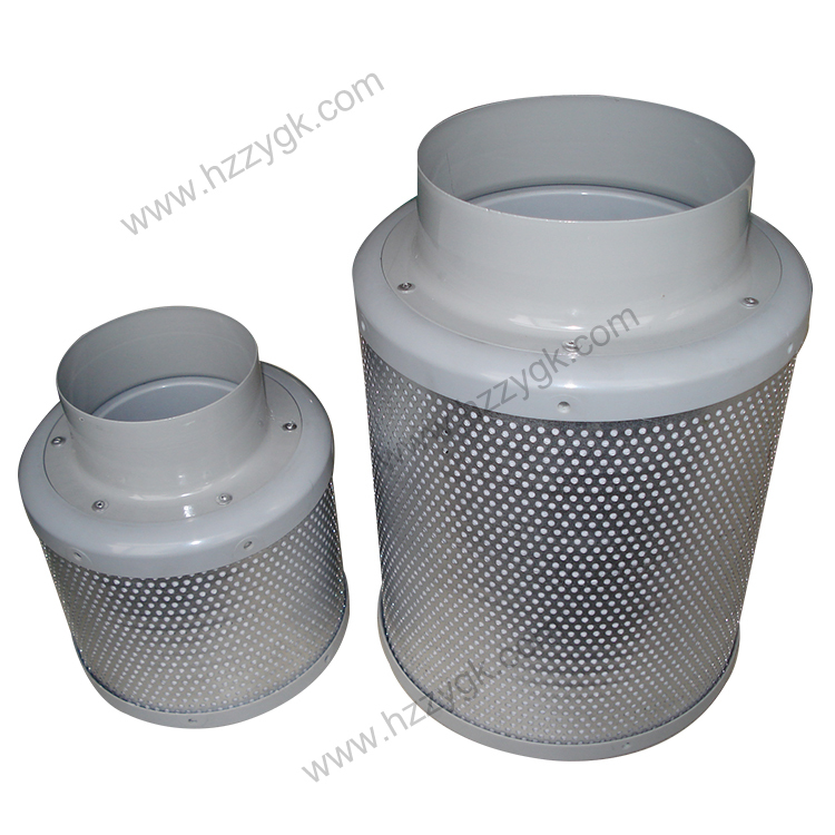 Carbon Air Filters Commercial : Grow tent activated carbon air filter industrial
