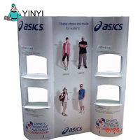 Free UV Print samples factory direct sale Advertising Boards Display case Display sign for Smaples