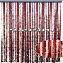 Bamboo Beaded Painted Hanging Door Screen Curtain 2013 Fashion