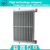 energy efficiency PG/PC/JPC type radiator with flange and mark