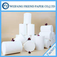 2 ply virgin pulp raw material of toilet paper tissue in china