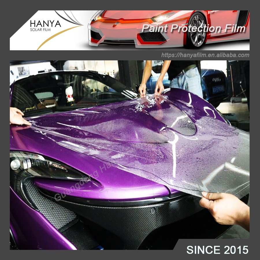 8 mil thick high quality Paint protection film for car body