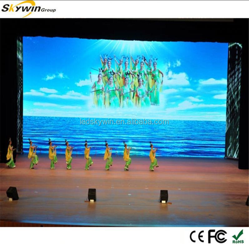 Hot Sale New Product front service P3 Full color high definition indoor led display/indoor fu