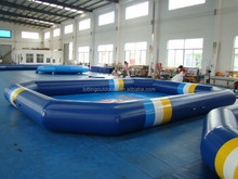 large portable inflatable adult swimming pool