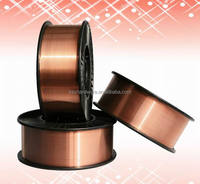 welding wire aws 5.18 er70s-6 SG2 15kg copper coated 1.0mm