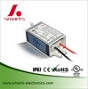CE UL ROHS listed 110Vac 220Vac 12v 12w mini led driver for led street light